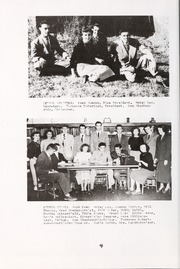 Page 10, 1950 Edition, Pineville High School - Pine Log Yearbook (Pineville, NC) online yearbook collection