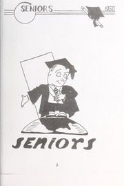 Page 11, 1950 Edition, Pineville High School - Pine Log Yearbook (Pineville, NC) online yearbook collection