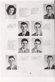 Page 14, 1950 Edition, Pineville High School - Pine Log Yearbook (Pineville, NC) online yearbook collection