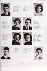 Page 15, 1950 Edition, Pineville High School - Pine Log Yearbook (Pineville, NC) online yearbook collection