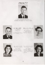 Page 6, 1950 Edition, Pineville High School - Pine Log Yearbook (Pineville, NC) online yearbook collection