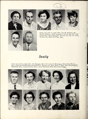 Page 10, 1955 Edition, Seven Springs High School - Sesprischoan Yearbook (Seven Springs, NC) online yearbook collection