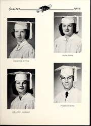 Page 15, 1955 Edition, Seven Springs High School - Sesprischoan Yearbook (Seven Springs, NC) online yearbook collection
