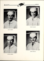 Page 17, 1955 Edition, Seven Springs High School - Sesprischoan Yearbook (Seven Springs, NC) online yearbook collection