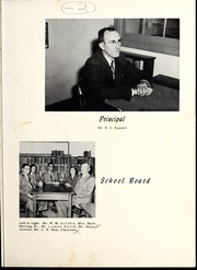 Page 9, 1955 Edition, Seven Springs High School - Sesprischoan Yearbook (Seven Springs, NC) online yearbook collection