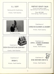 Page 74, 1962 Edition, Seven Springs High School - Sesprischoan Yearbook (Seven Springs, NC) online yearbook collection