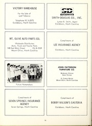 Page 76, 1962 Edition, Seven Springs High School - Sesprischoan Yearbook (Seven Springs, NC) online yearbook collection