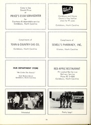 Page 78, 1962 Edition, Seven Springs High School - Sesprischoan Yearbook (Seven Springs, NC) online yearbook collection