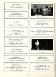 Page 84, 1962 Edition, Seven Springs High School - Sesprischoan Yearbook (Seven Springs, NC) online yearbook collection