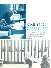 Page 5, 1973 Edition, Caldwell Community College - Advotech Yearbook (Lenoir, NC) online yearbook collection