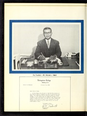 Page 10, 1953 Edition, Livingstone College - Livingstonian Yearbook (Salisbury, NC) online yearbook collection