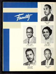 Page 12, 1953 Edition, Livingstone College - Livingstonian Yearbook (Salisbury, NC) online yearbook collection