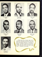 Page 13, 1953 Edition, Livingstone College - Livingstonian Yearbook (Salisbury, NC) online yearbook collection