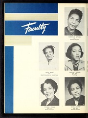 Page 14, 1953 Edition, Livingstone College - Livingstonian Yearbook (Salisbury, NC) online yearbook collection