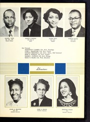 Page 15, 1953 Edition, Livingstone College - Livingstonian Yearbook (Salisbury, NC) online yearbook collection