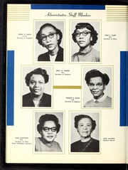 Page 16, 1953 Edition, Livingstone College - Livingstonian Yearbook (Salisbury, NC) online yearbook collection