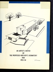 Page 17, 1953 Edition, Livingstone College - Livingstonian Yearbook (Salisbury, NC) online yearbook collection
