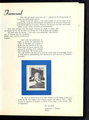 Page 5, 1953 Edition, Livingstone College - Livingstonian Yearbook (Salisbury, NC) online yearbook collection