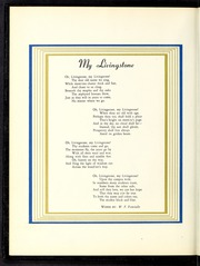 Page 8, 1953 Edition, Livingstone College - Livingstonian Yearbook (Salisbury, NC) online yearbook collection