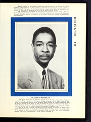 Page 9, 1953 Edition, Livingstone College - Livingstonian Yearbook (Salisbury, NC) online yearbook collection