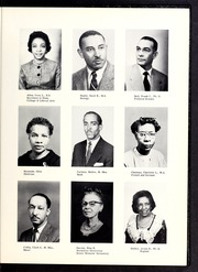 Page 15, 1962 Edition, Livingstone College - Livingstonian Yearbook (Salisbury, NC) online yearbook collection