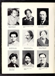 Page 16, 1962 Edition, Livingstone College - Livingstonian Yearbook (Salisbury, NC) online yearbook collection