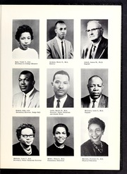 Page 17, 1962 Edition, Livingstone College - Livingstonian Yearbook (Salisbury, NC) online yearbook collection