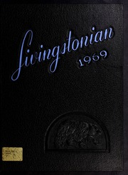 1969 Edition, Livingstone College - Livingstonian Yearbook (Salisbury, NC)