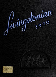 1970 Edition, Livingstone College - Livingstonian Yearbook (Salisbury, NC)