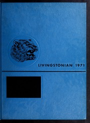 1971 Edition, Livingstone College - Livingstonian Yearbook (Salisbury, NC)