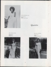 Page 10, 1972 Edition, Livingstone College - Livingstonian Yearbook (Salisbury, NC) online yearbook collection