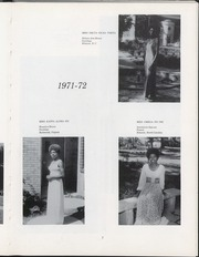 Page 11, 1972 Edition, Livingstone College - Livingstonian Yearbook (Salisbury, NC) online yearbook collection