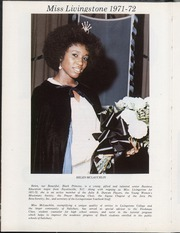 Page 8, 1972 Edition, Livingstone College - Livingstonian Yearbook (Salisbury, NC) online yearbook collection