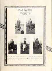 Page 13, 1942 Edition, Fountain High School - Echo Yearbook (Fountain, NC) online yearbook collection