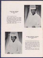 Page 10, 1952 Edition, St Annes Academy - Annette Yearbook (Winston Salem, NC) online yearbook collection