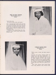 Page 11, 1952 Edition, St Annes Academy - Annette Yearbook (Winston Salem, NC) online yearbook collection