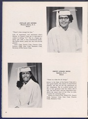 Page 12, 1952 Edition, St Annes Academy - Annette Yearbook (Winston Salem, NC) online yearbook collection
