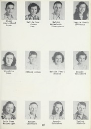 Arthur High School - Bell Yearbook (Bell Arthur, NC) online yearbook collection, 1950 Edition, Page 27