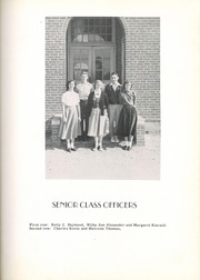 Page 15, 1952 Edition, Wesley Chapel High School - Hi Lights Yearbook (Monroe, NC) online yearbook collection