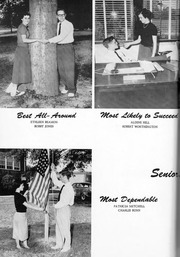 Page 11, 1955 Edition, Hookerton High School - Ho Hi Echoes Yearbook (Hookerton, NC) online yearbook collection