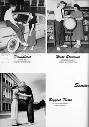 Page 13, 1955 Edition, Hookerton High School - Ho Hi Echoes Yearbook (Hookerton, NC) online yearbook collection