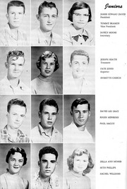 Page 15, 1955 Edition, Hookerton High School - Ho Hi Echoes Yearbook (Hookerton, NC) online yearbook collection
