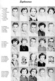 Page 16, 1955 Edition, Hookerton High School - Ho Hi Echoes Yearbook (Hookerton, NC) online yearbook collection