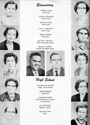 Page 3, 1955 Edition, Hookerton High School - Ho Hi Echoes Yearbook (Hookerton, NC) online yearbook collection
