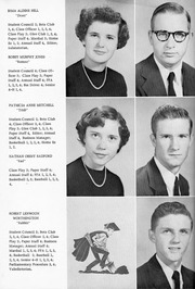 Page 7, 1955 Edition, Hookerton High School - Ho Hi Echoes Yearbook (Hookerton, NC) online yearbook collection