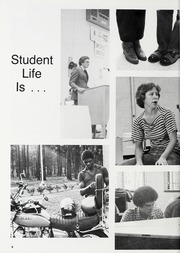 Page 12, 1981 Edition, Johnston Community College - Retrospect Yearbook (Smithfield, NC) online yearbook collection