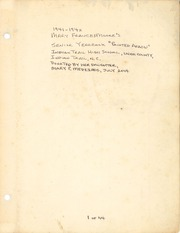 Page 3, 1942 Edition, Indian Trail High School - Painted Arrow Yearbook (Indian Trail, NC) online yearbook collection