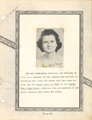 Page 7, 1942 Edition, Indian Trail High School - Painted Arrow Yearbook (Indian Trail, NC) online yearbook collection
