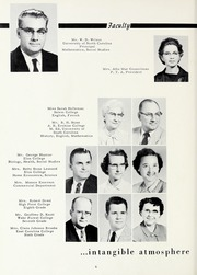 Page 10, 1958 Edition, Bonlee High School - Treasured Leaves Yearbook (Bonlee, NC) online yearbook collection