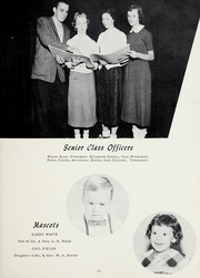 Page 17, 1958 Edition, Bonlee High School - Treasured Leaves Yearbook (Bonlee, NC) online yearbook collection